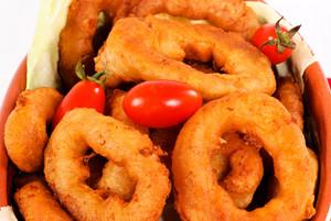 Calamari And Tomato