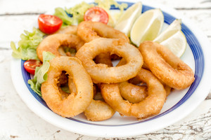 Calamari Fried