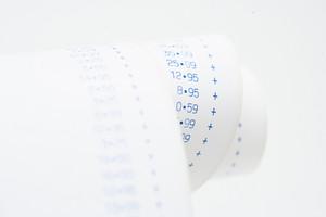 Calculator of sales