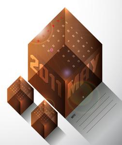 Calendar Design 2011 - May