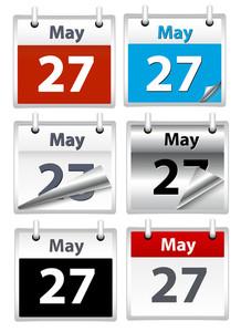 Calendar Vectors