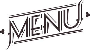 Calligraphic Vector Element
