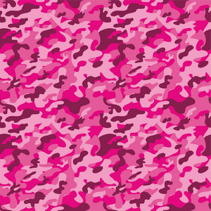 Pink Camouflage Pattern