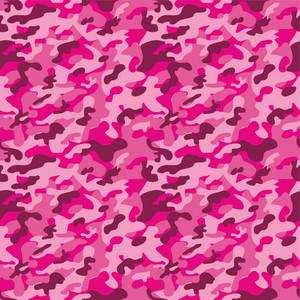Pink Camouflage Pattern