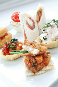 Canape Selection Platter