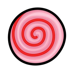 Candy Spiral Design