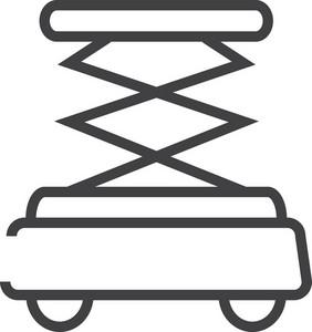 Car 4 Minimal Icon