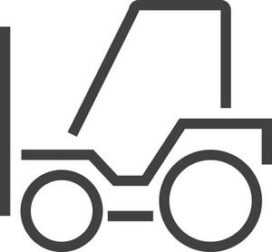 Car 5 Minimal Icon