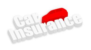 Car Insurance 3d Car