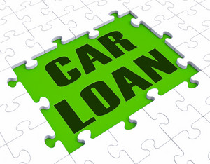 Car Loan Shows Automobile Sales
