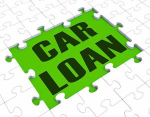 Car Loan Shows Automobile Sales