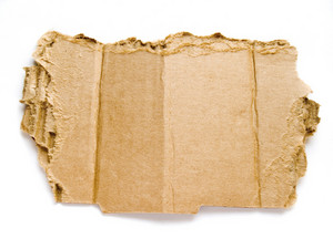 Cardboard Scrap For Notice