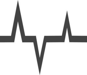 Cardiogram 2 Glyph Icon