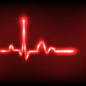 Cardiogram Background.