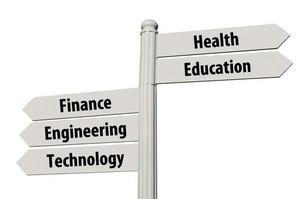 Career Paths Signpost