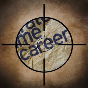Career Target Concept