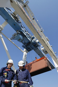 cargo-containers and shipping industry