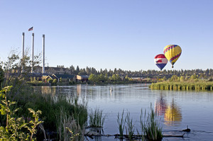 Carnival Air Balloon Picture