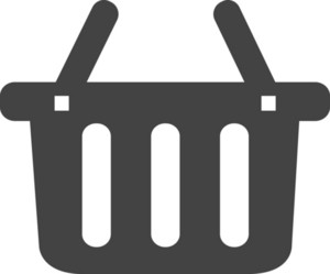 Cart 1 Glyph Icon