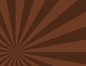 Cartoon Background - Sunburst Lines