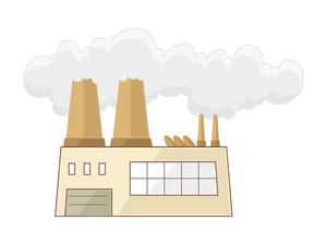 Cartoon Factory House