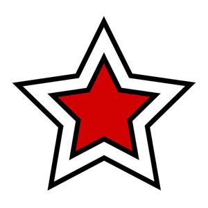 Cartoon Star Vector