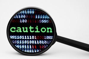 Caution