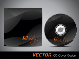 Cd Cover Design.