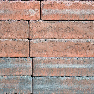 Cemented Bricks Seamless Texture
