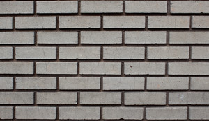 Cemented Concrete Bricks Wall