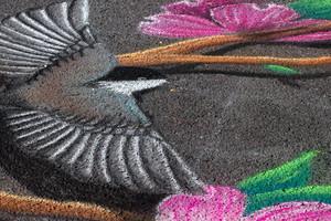 Chalk Art Texture
