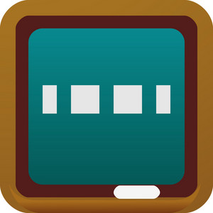 Chalkboard Tiny App Icon