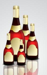Champaign Bottles