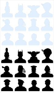 Character Profile Icons