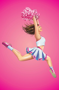 Cheerleader Jump