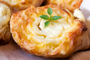 Cheese And Pastry