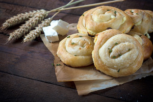 Cheese Pastry Roll