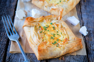 Cheese Pie