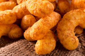 Cheese Puff Snack