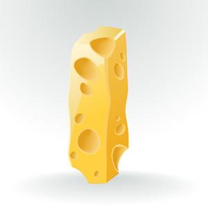 Cheese Vector Abc.