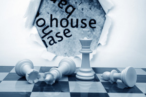 Chess And House Concept