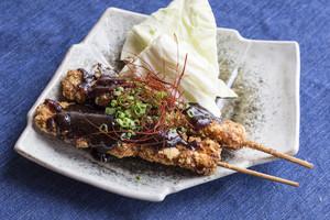 Chicken fried teriyaki