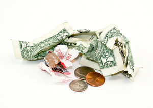 Childs Pocket Money