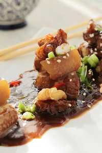 Chinese Pork Appetizer