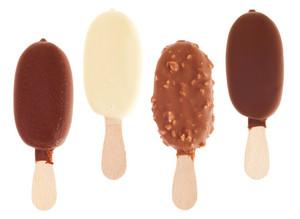 Chocolate Ice Creams