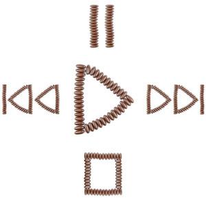 Chocolate Media Symbols