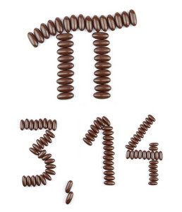 Chocolate Pi Constant