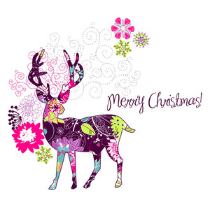 Christmas Deer