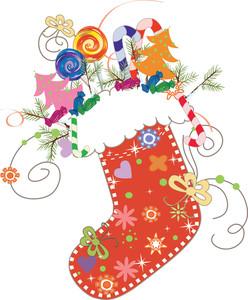 Christmas Ornament Vector Element