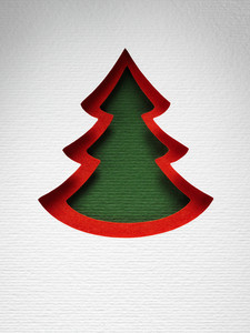 Christmas paper background texture